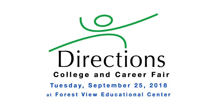 Directions College and Career Fair 2018